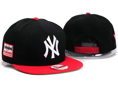 New York Yankees MLB Snapback Hat YX098